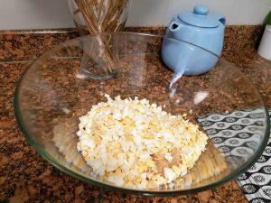 seler konserwowy i jajko