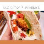 Szybkie i proste nuggetsy z piekarnika w płatkach kukurydzanych