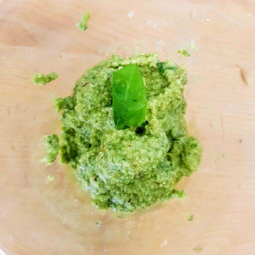 gotowe zielone pesto