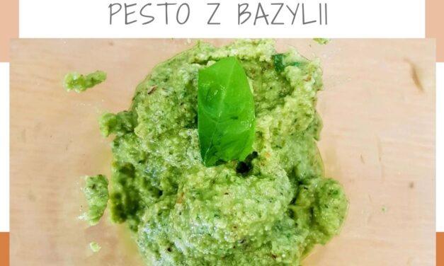 Pesto z bazylii: jak zrobić domowe pesto z bazylii?