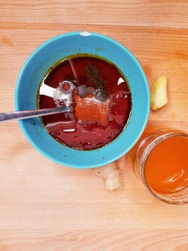 sos keczupowy